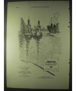 1922 Van Dyke Drawing Pencil Ad - Art, John F. Jackson - $14.99
