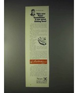 1970 Sears Ted Williams Gamefisher Boat Ad - Great - $14.99