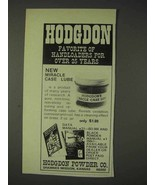 1973 Hodgdon Miracle Case Lube Ad - Handloaders - $14.99