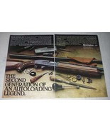 1979 Remington Model 1100 Shotgun Ad - Legend - $14.99