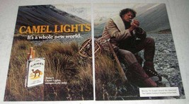1984 Camel Lights Cigarettes Ad - Whole New World - $14.99
