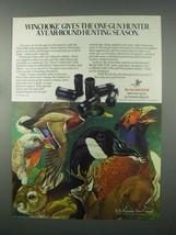 1982 Winchester Winchoke Choke System Ad - Year-Round - $14.99