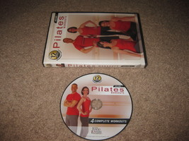 Pilates Workouts, 12 Minute Workout Series, Volume 1, 4 Complete Workout... - $17.99