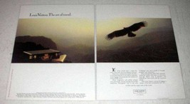 1984 Louis Vuitton Luggage Ad - The Art of Travel - $14.99