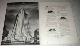 1984 London Hilton Hotel Ad - On Park Lane - $14.99