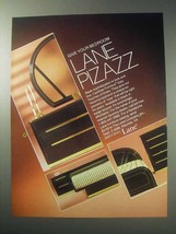 1985 Lane Furniture Ad - Give Your Bedroom Pizazz - $14.99