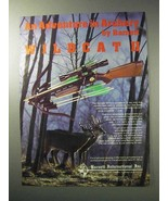 1986 Barnett Wildcat Crossbow Ad - An Adventure - $14.99