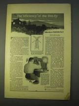 1914 General Electric Mazda No. 2 Light Bulb Ad! - $14.99