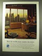 1964 Libbey-Owens-Ford Parallel-O-Grey Plate Glass Ad - $14.99