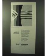1964 Los Alamos Scientific Laboratory Ad, RF Structures - $14.99