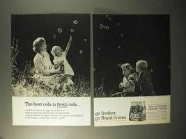 1964 RC Royal Crown Cola Ad - Best Is Fresh - $14.99