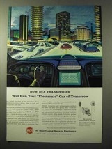 1964 RCA Transistors and Semiconductor Rectifiers Ad - $14.99
