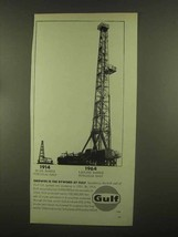 1965 Gulf Oil Ad - The Byword - $14.99
