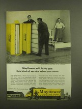 1965 Mayflower Transit Ad - This Kind of Service - $14.99
