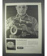 1966 Bostitch Model N2 Nailer Ad - Greatest Invention - $14.99