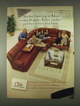 1996 Lane Furniture Ad - Don't Have to Go to Atlanta - $14.99