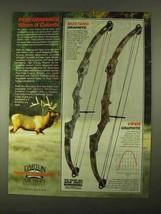 1994 Darton Bows Ad - Mustang Graphite, Viper Graphite - $14.99