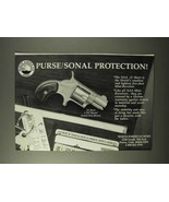 1995 North American Arms .22 Short Ad - Purse/Sonal - $14.99