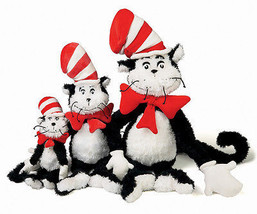 Dr. Seuss Cat in the Hat Large Plush Toy   NEW in Package - $38.57