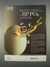 1996 Hewlett Packard Vectra VL4 Computer Ad - $14.99