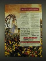 1996 Hoechst Marion Roussel Seldane Ad - Trust - $14.99