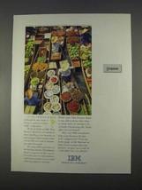 1996 IBM Computers Ad - Unqueue - $14.99