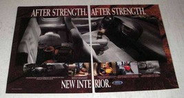 1997 Ford F-150 Pickup Truck Ad - After Strength - $14.99