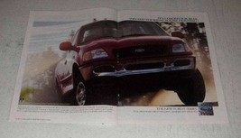 1997 Ford F-Series Pickup Trucks Ad - Loaded for Bear - $14.99