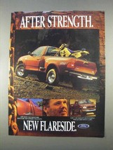 1997 Ford F150 Flareside Pickup Truck Ad - $14.99