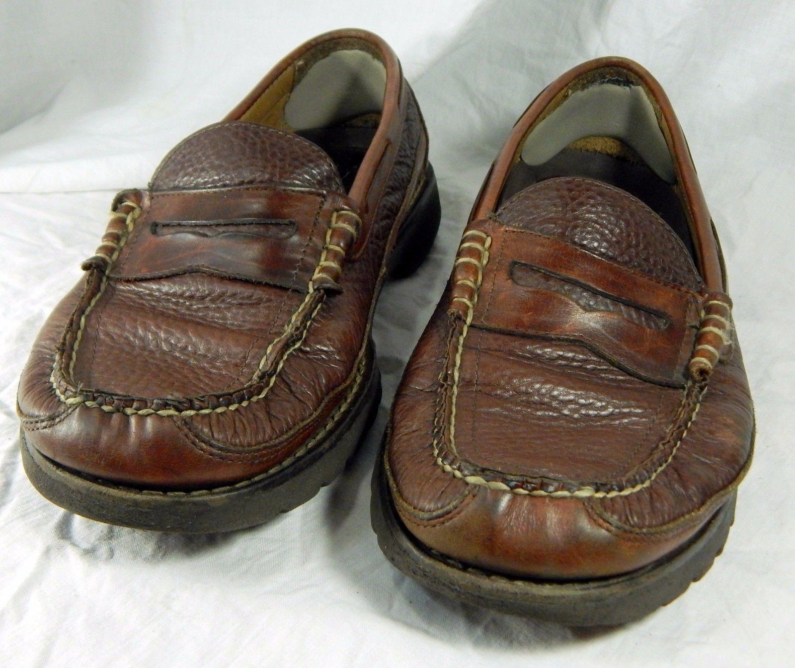 8c3d12acedd Vintage L.L. Bean Slip On Loafer Leather and 50 similar items