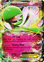 Gardevoir EX 105/160 Ultra Rare Primal Clash Pokemon Card - $3.99