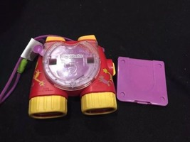1998 Fisher Price View Master Viewmaster 34551 Toy Red Yellow Purple Bin... - $29.65
