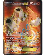 Camerupt EX 146/160 Full Art Holo Ultra Rare Pr... - $8.49
