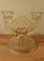 Jeannette Depression Glass Clear Iris and Herri... - $14.95