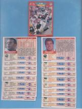 1989 Pro Set New York Jets Football Set - $3.00