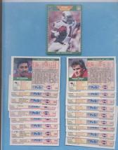 1989 Pro Set Phoenix Cardinals Football Set - $3.99