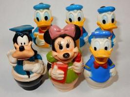 "Arco Disney Donald Minnie Goofy 2 3/4"" Little P... - $19.78"