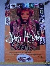 JIMI HENDRIX Ultimate Experience Promo poster - $23.99
