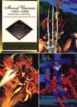 1994 Marvel Flair Uncut Promo Sheet image 2