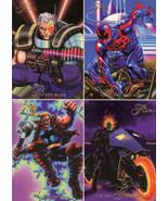 1994 Marvel Flair Uncut Promo Sheet - $2.59