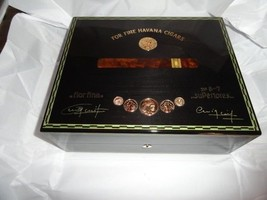 Elie Bleu Medals Black Sycamore Humidor 75 ct - $2,495.00