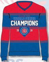 Chicago Cubs 2016 WS Champs Men's Ugly Sweater - $72.26