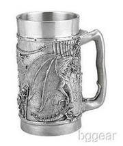 Royal Selangor Evil Creatures Tankard in the original box with paperwork... - $295.00