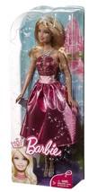 Barbie Princess Doll - Dark Pink Dress  - $14.00