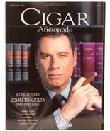 Cigar Aficionado February 1999 John Travolta Churchills George Gershwin ... - $8.50