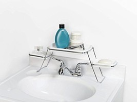 Over The Faucet Shelf Home Garden Kitchen Bath ... - $29.65