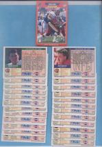 1989 Pro Set Washington Redskins Football Set - $3.00