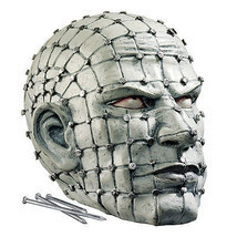 Harvesting Human Souls Human Head Spiked With Nails Evil Scary Halloween... - £44.80 GBP