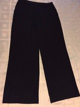 Express Women Black Career Dress Stretch Pants Size 7 / 8 - $29.99