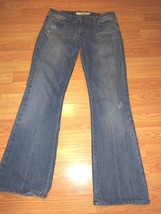 JOE'S STRETCH DISTRESSED DENIM BOOTCUT JEANS SIZE 31 - $38.69